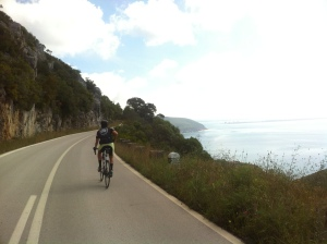 arrábida road cycling experience